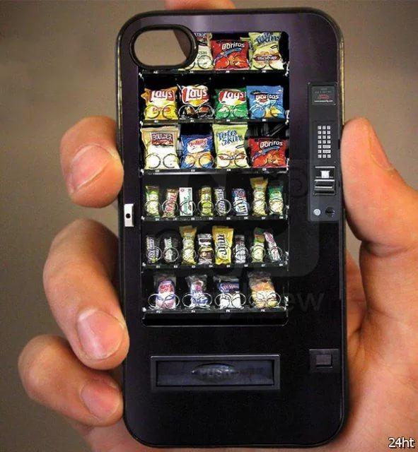 Чехол для телефона в виде торгового автомата