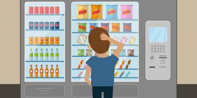 Классификация торговых автоматов: типы, виды, назначение