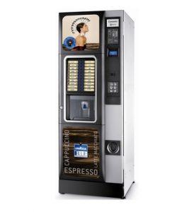 Торговый автомат капсульного кофе Necta Concerto LB
