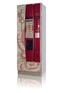 Торговый автомат зернового кофе Saeco Cristallo 400