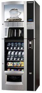 Комбинированный автомат Saeco Diamante (Combi Snack)