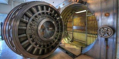 Безопасное хранение торговых автоматов