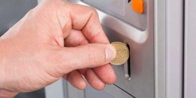 Как работает монетоприемник