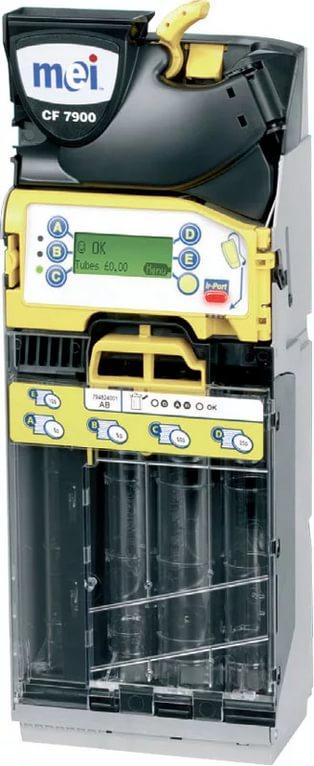 Монетоприемник Mei Cashflow 7900 с функцией выдачи сдачи