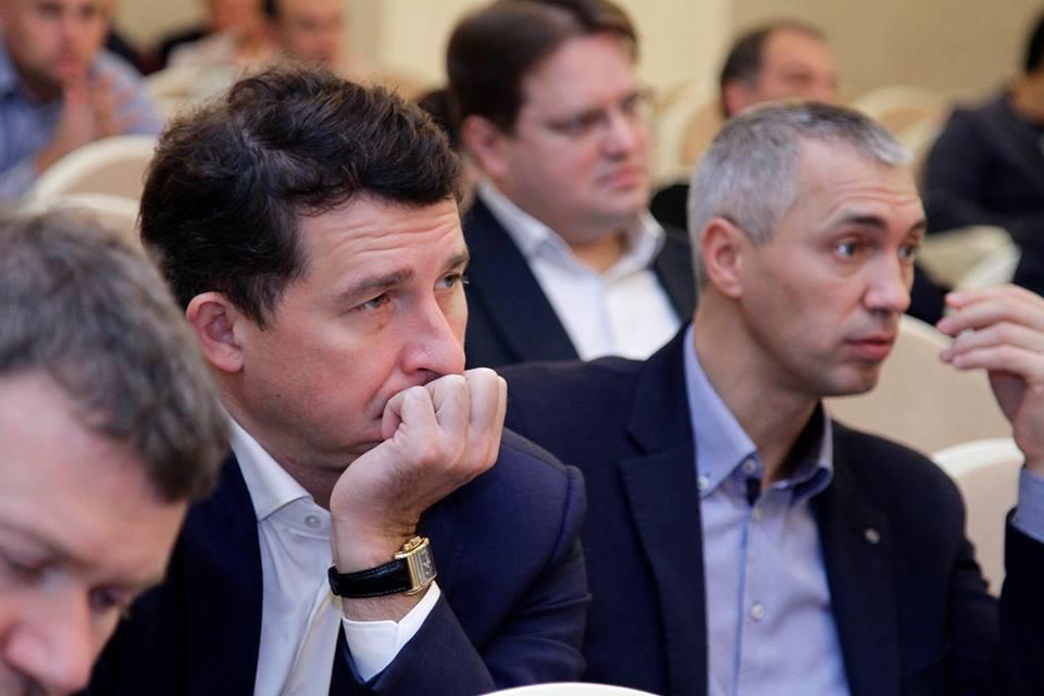 Форум по вендингу Деловая Россия